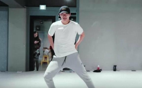 【1M舞室】Jihoon Kim清新利落Lyrical编舞Good Time