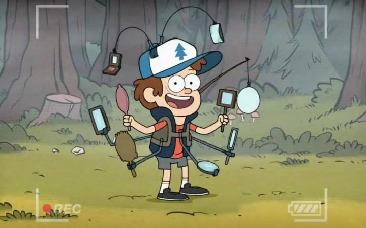 Gravity Falls Shorts (TV Series 2013–2014) - IMDb