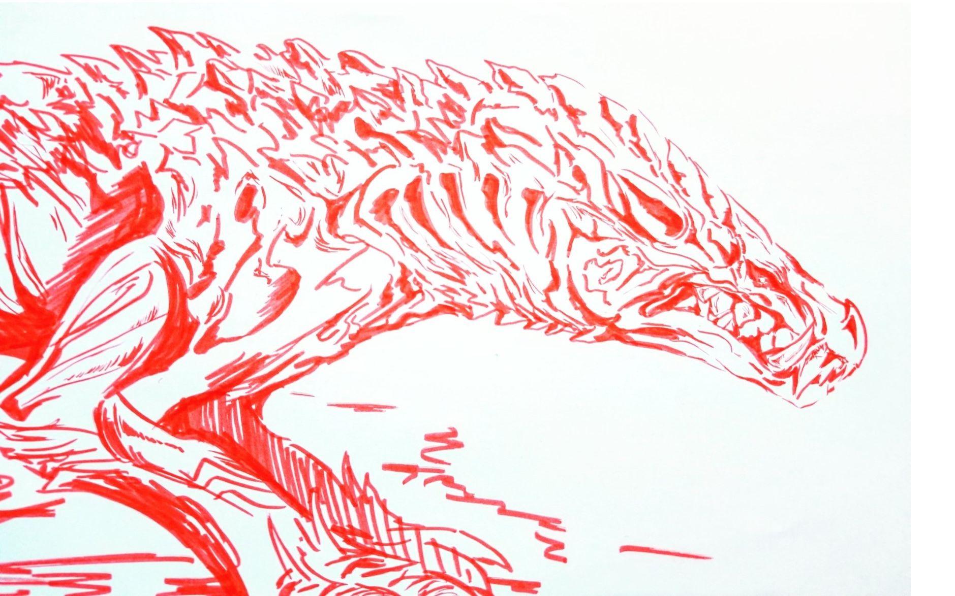 惨爪龙_lol龙血武姬骸骨之爪_食肉牛龙vs重爪龙