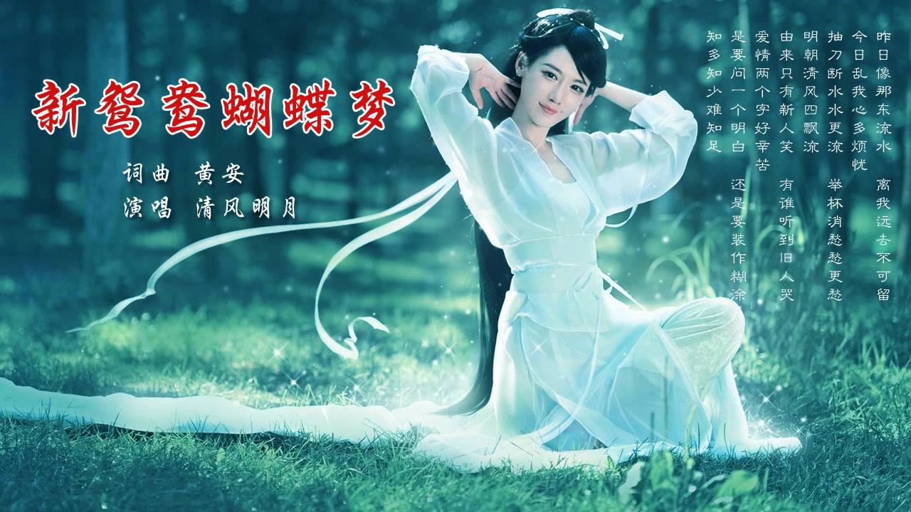《新鸳鸯蝴蝶梦》电视剧《包青天》主题曲 清风明月翻唱
