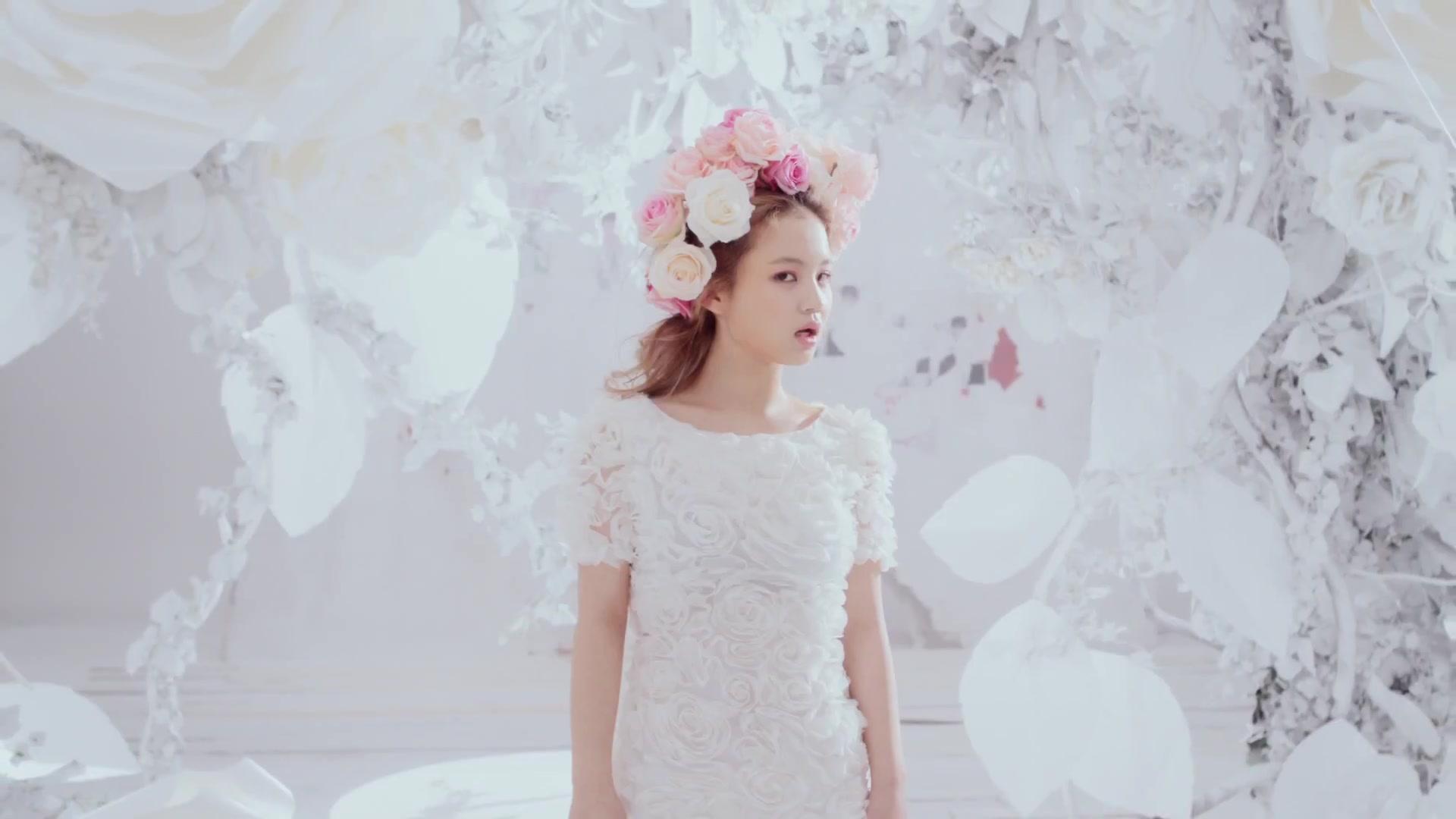 李夏怡 - rose mv (yt 1080p)