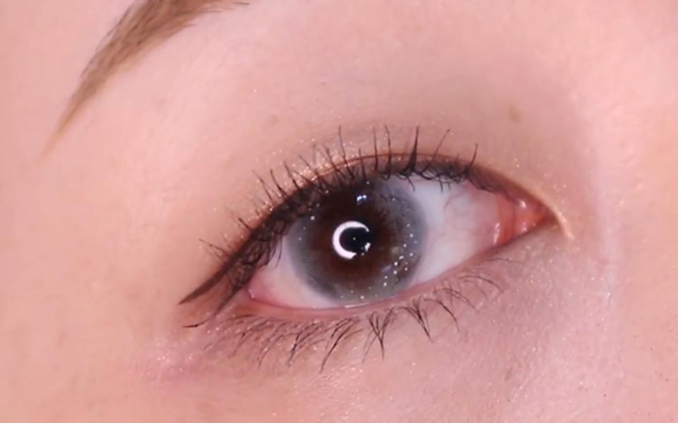 美芽  伊蒂之屋四色眼影怎么画最好看?