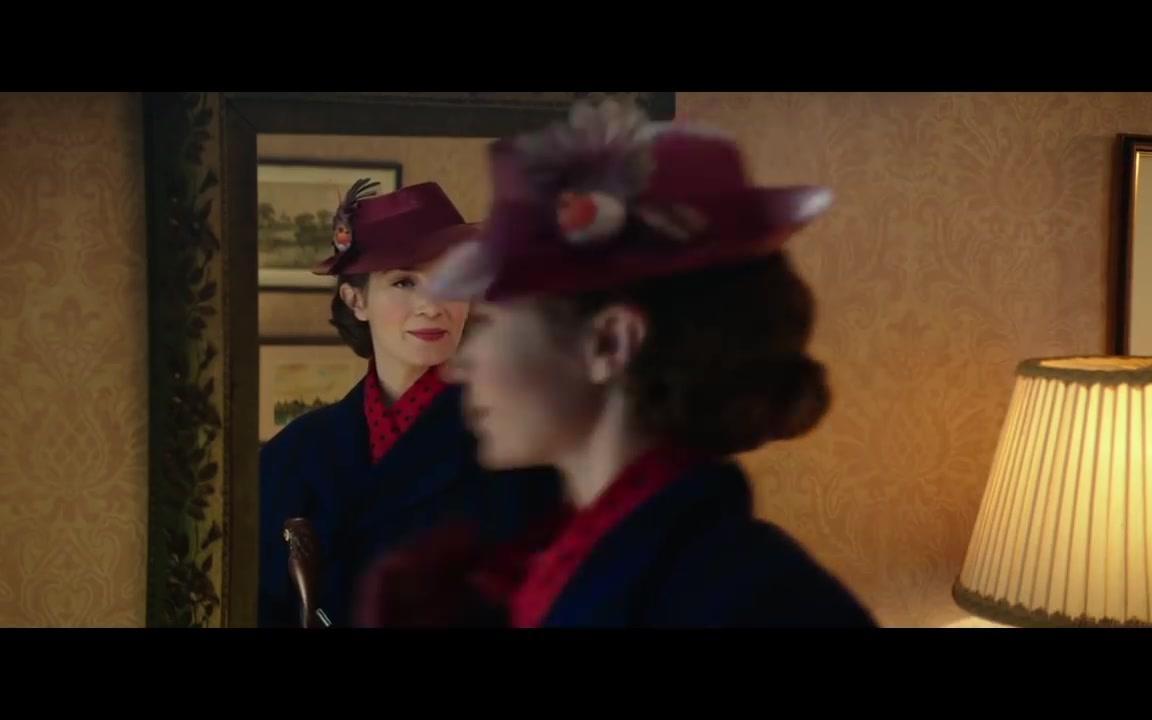 【迪士尼《欢乐满人间2》首发预告 mary poppins returns teaser
