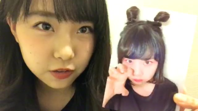 加藤 夕夏(NMB48 チームM) (2017年12月31日17時23分27秒) SHOWROOM