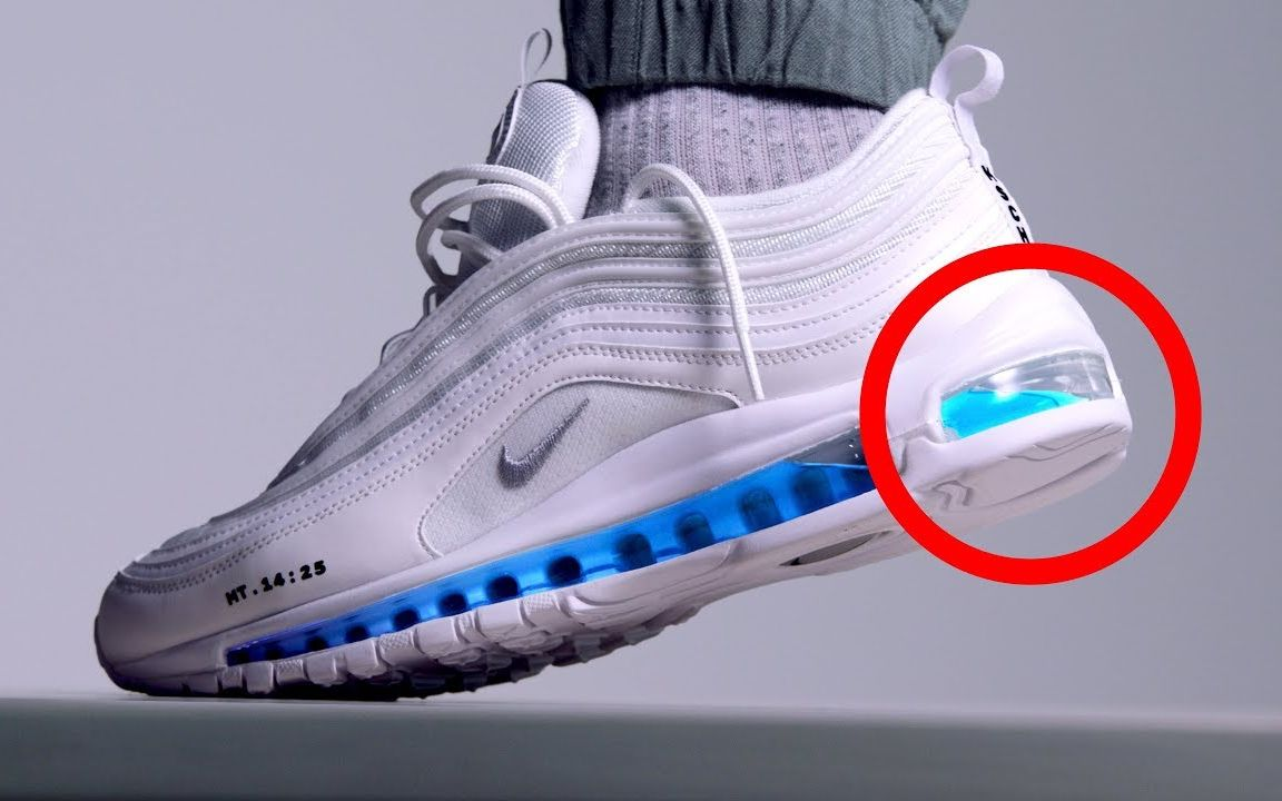 Nike Mens Air Max 97 Shoe Mens 921826 500 Size 10