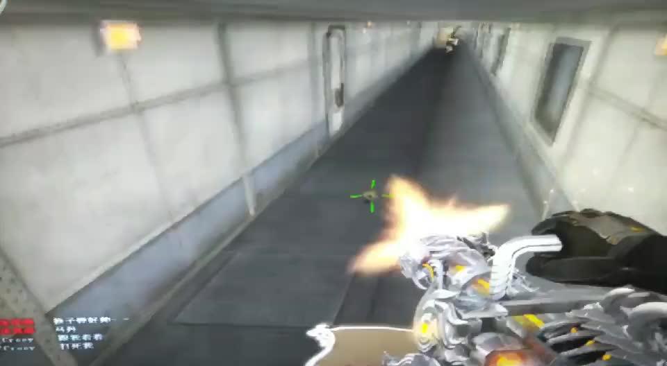 夏末-cf体验服/新英雄级武器:加特林-炼狱(短视频)图片