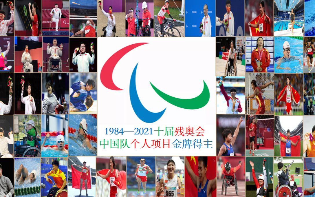 一个令人心生疼痛感与敬意的视频。向中国残疾人运动员致敬!
