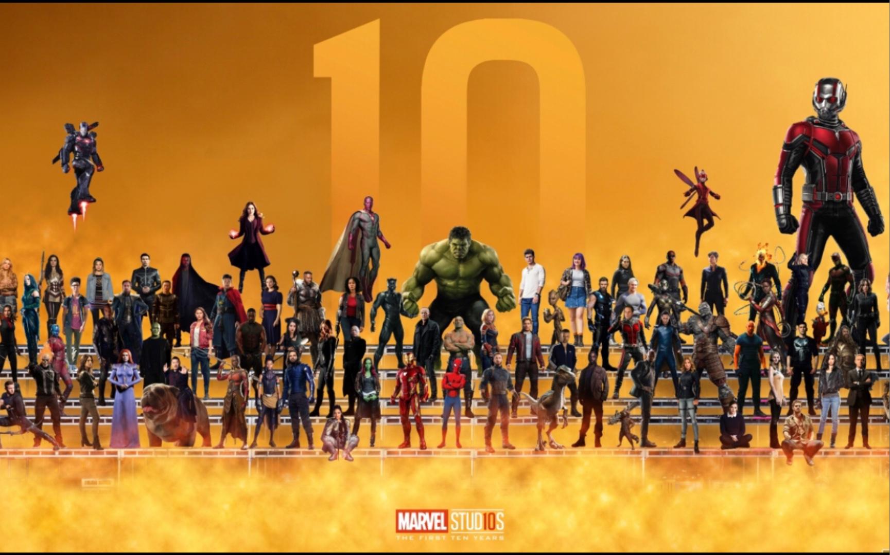 【Marvel Studios 】漫威准备出书了\\\\u002F来看看Marvel(漫威公司)的故事