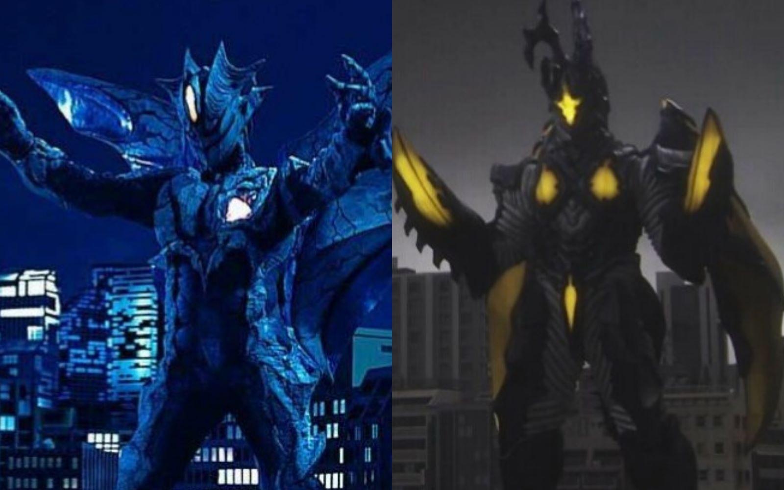 怪兽基里艾洛德人能变换形态, 实力跟迪迦相当, 使奥特曼陷入苦战视频