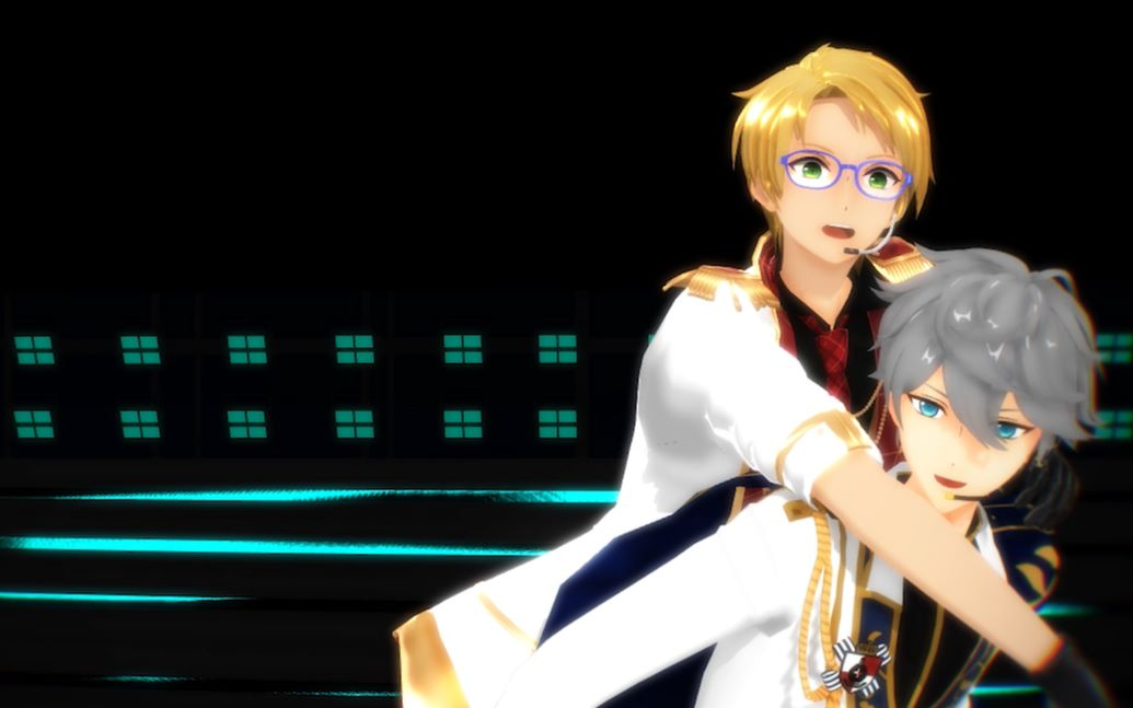 【MMD偶像梦幻祭】MAD HEAD LOVE MHL