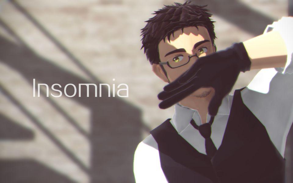 insomnia歌词_跪求辉星《insomnia(失眠症)》中文音译歌词!不要罗马