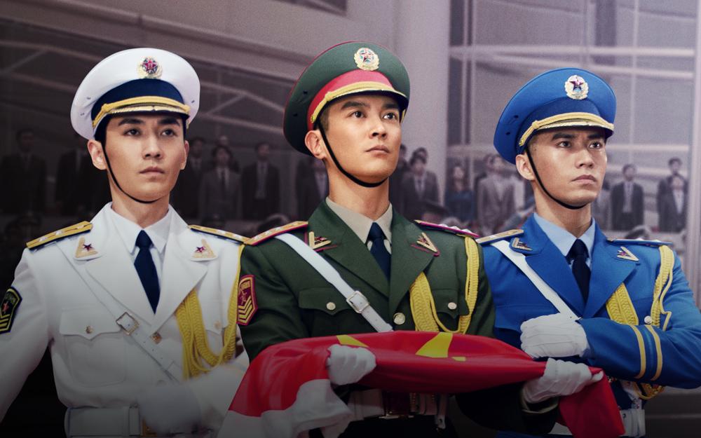 《我和我的祖国》第1期:泪目!再现香港回归感动瞬间