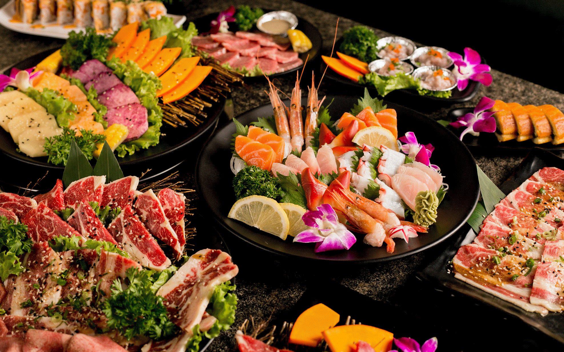 确认过一切,是津城最高性价比的日式烤肉店了!趁五折不用捂紧钱包也能吃到撑!更有88元雪花眼肉到店就白送!