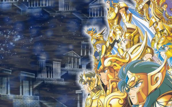 新圣斗士星矢冥王神话