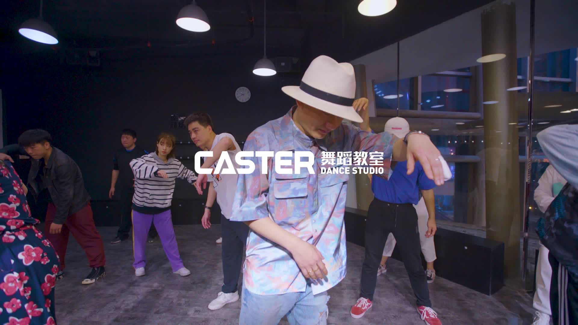 【CASTER 课堂记录 | POPPING】FEVAH - 《WEST COAST LOVIN'》| ANT