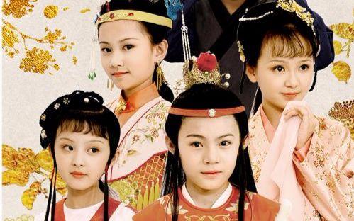 《小戏骨之红楼梦:刘姥姥进大观园》第一集 混剪 杂拼图片