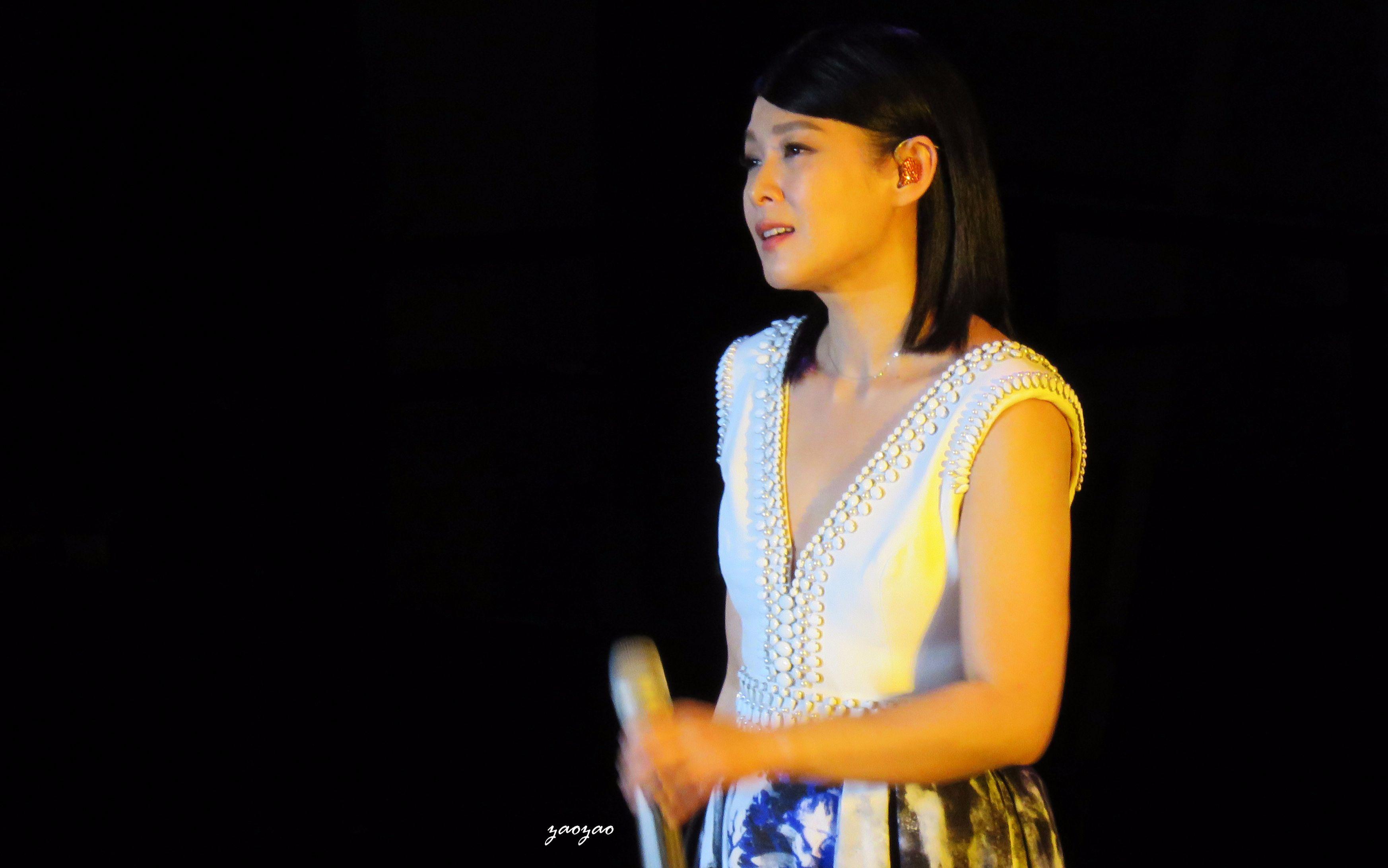 2016刘若英北京演唱会《后来》《原来你也在