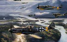 二战德国十大空战王牌