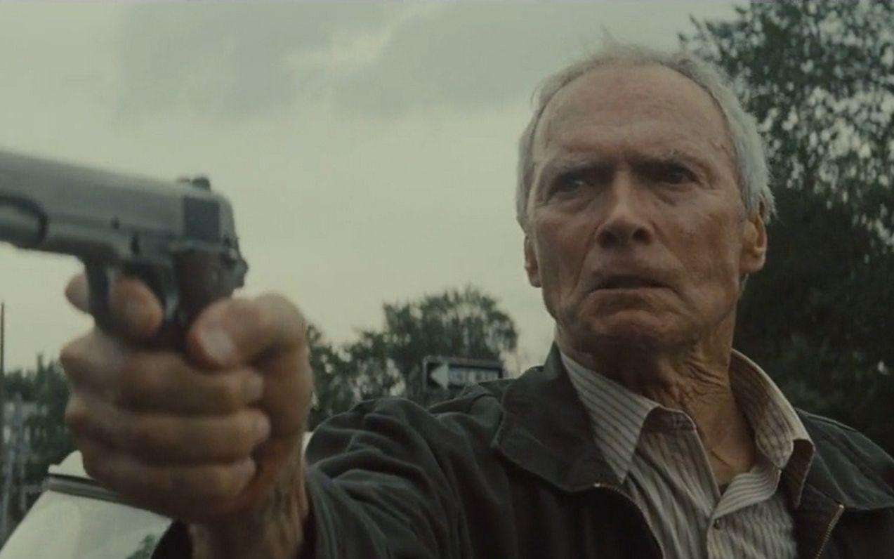 【阿斗】78岁的克林特·伊斯特伍德爷爷又来催泪了《老爷车》一个迟暮英雄的自我救赎