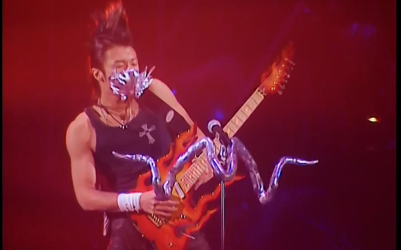 谢霆锋2000 VIVA Live  DVD原盘