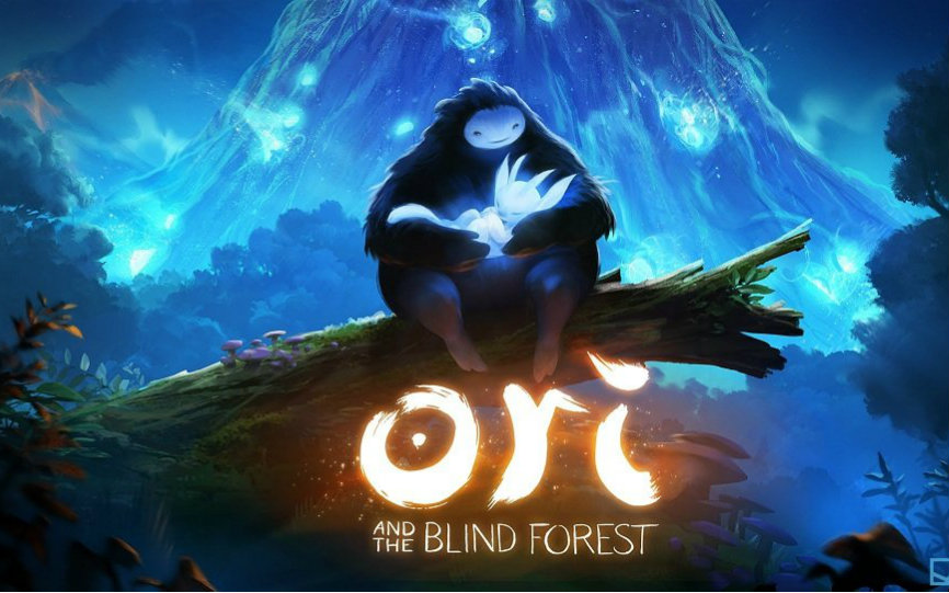 奥日与黑暗森林 e3宣传片 及 开场动画图片