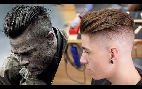 【男士发型/ggsoaress】电影《狂怒》中的皮特叔造型图片