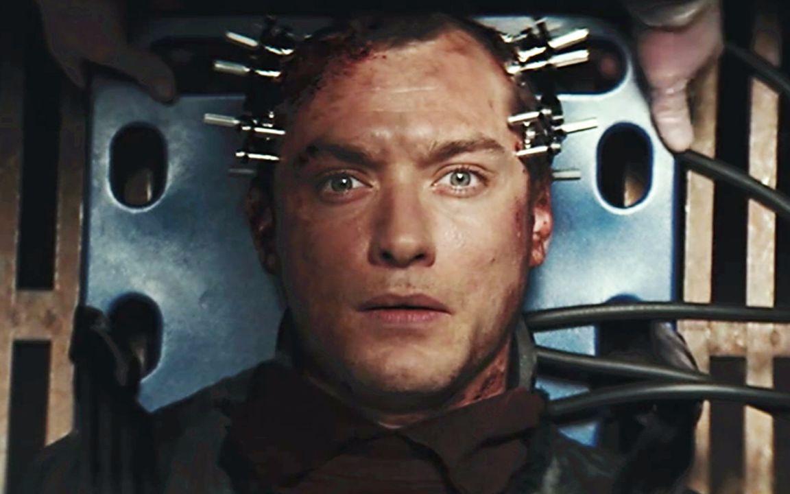 4分钟看完《重生男人》,一部动作科幻片,人类通过神经装置在梦中永生