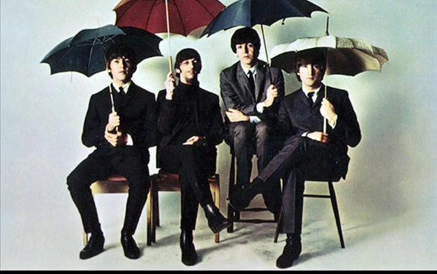 The Beatles Real Love 披头士音乐MV合集