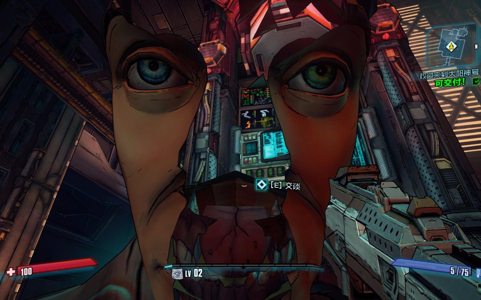 【团长】无主之地前传 第一集 英雄杰克?