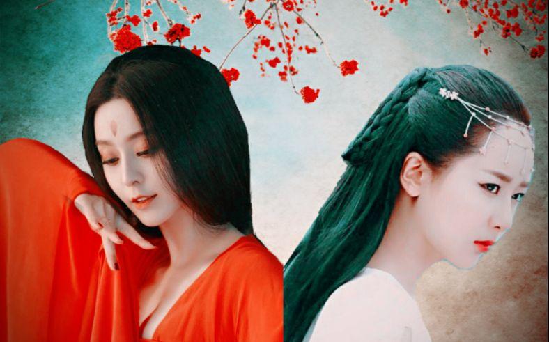 爱剪辑-《嫁殇》杨紫(陆雪琪)&范冰冰(杨玉环)秦岚现代电视剧有哪些图片