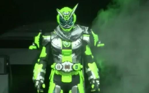 【转载】假面骑士zi-o 最终舞台剧 zi-o woz装甲 变身片段图片