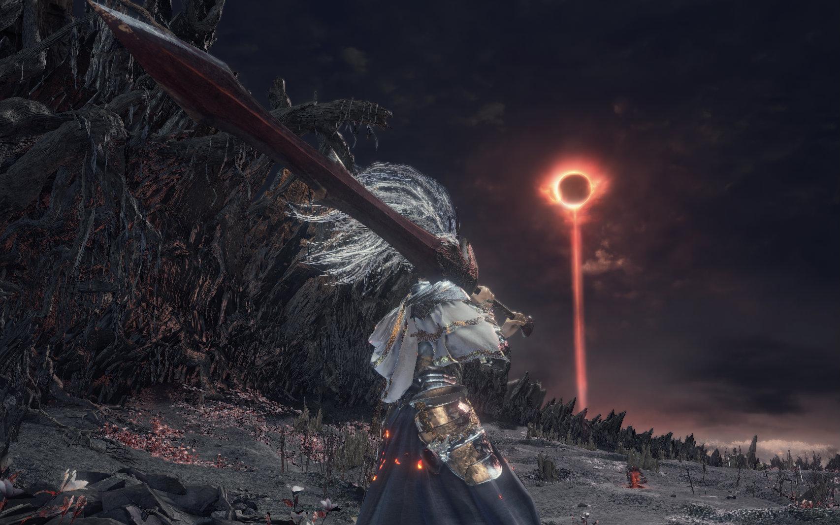 黑暗之魂3骑士加点
