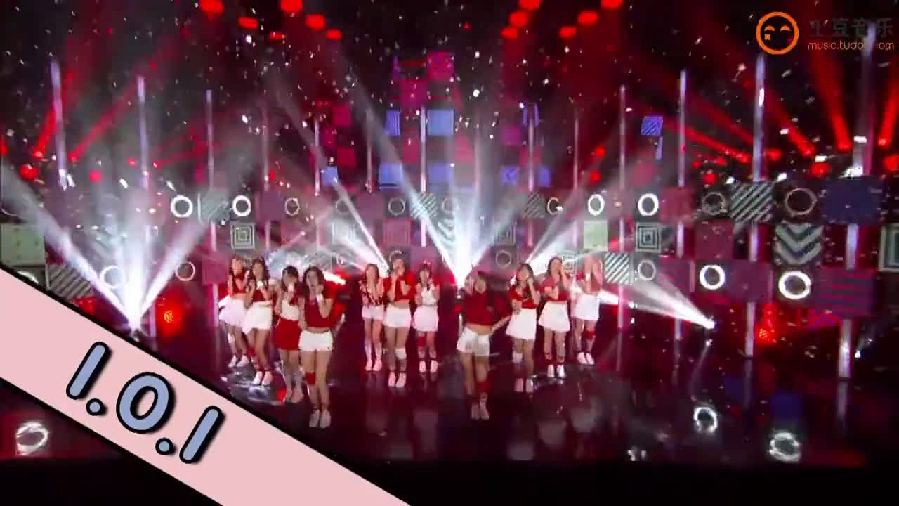 【中字】Behind the show I.O.I cut