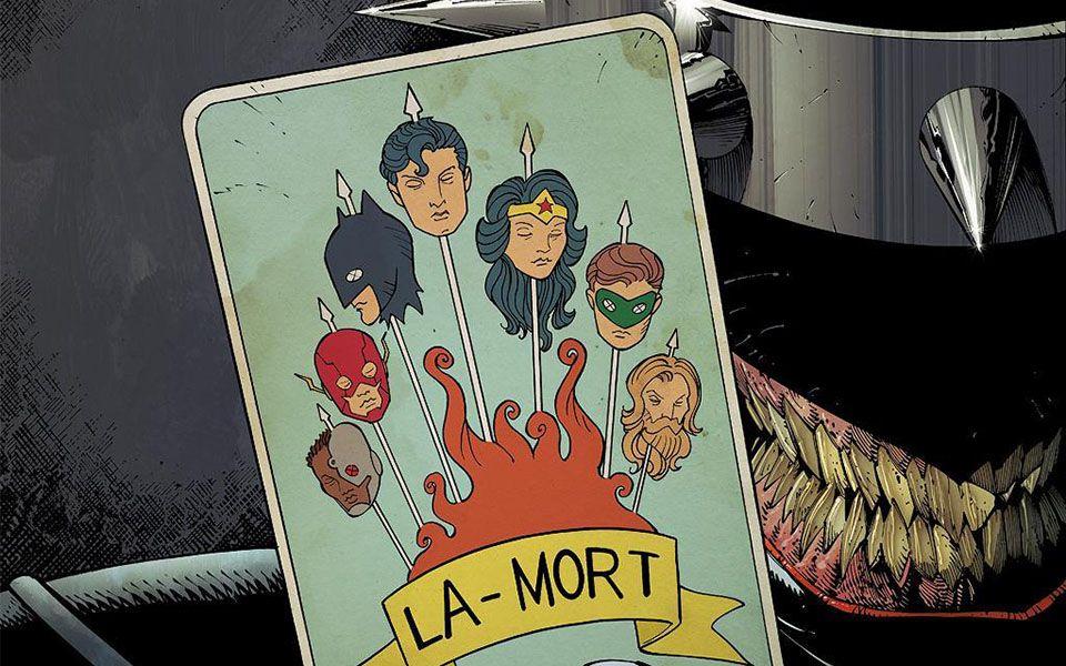 蝙蝠侠的身体与小丑的灵魂,史上最残忍、人性扭曲的狂笑蝙蝠,诞生了!