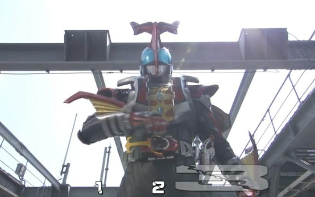 盘点假面骑士中主骑最终形态变身,旧10年篇