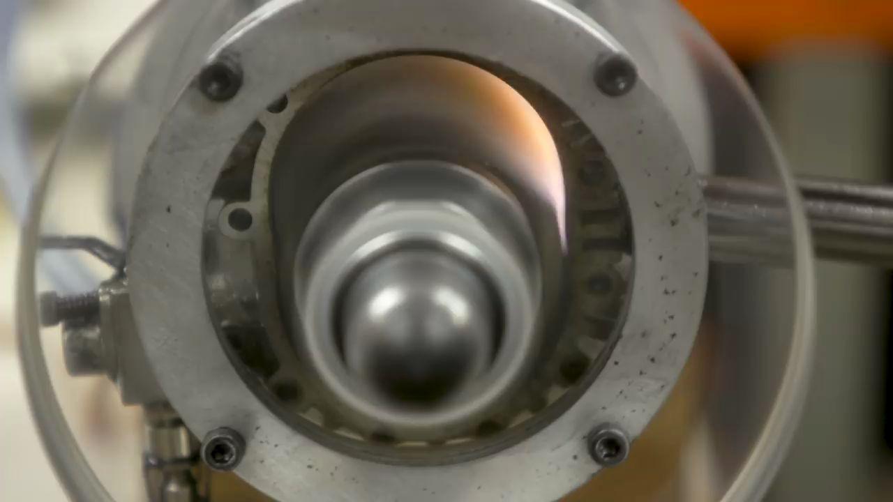 29000转的转子发动机