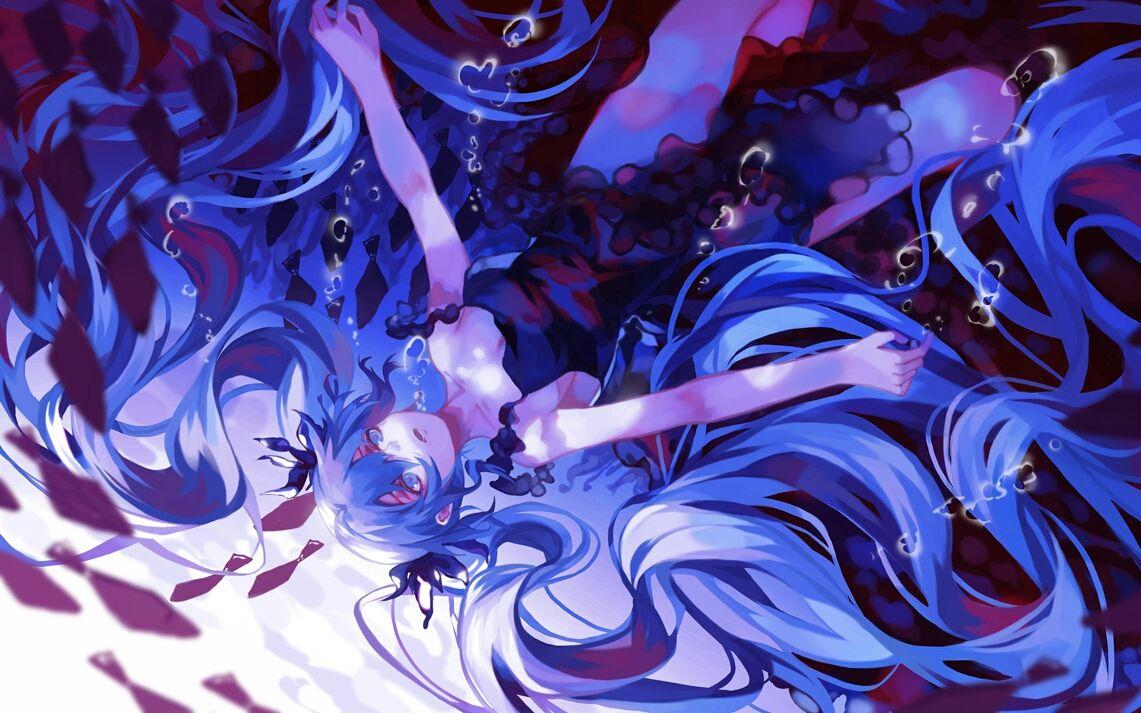 深海少女_【mad/深海少女】动漫中的沉水情节大集合