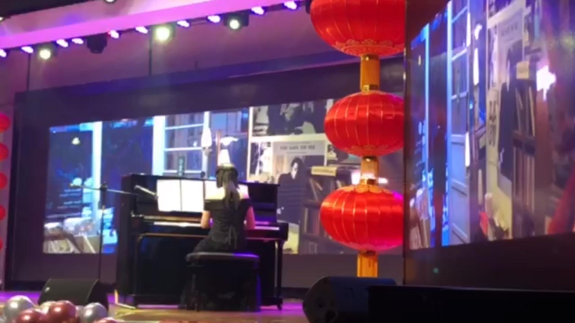 中国科学院新春联欢会-不能说的秘密《secret》