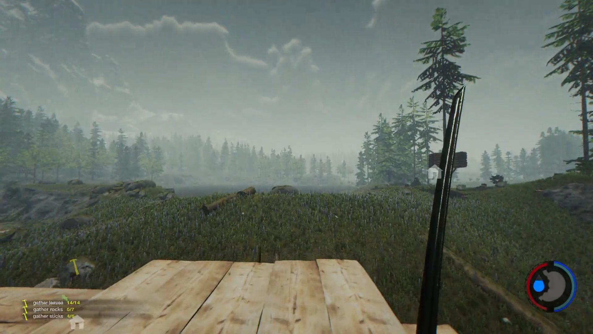 【猫哥解说】《迷失森林》ep14完结篇炸野人不小心把家都炸了图片