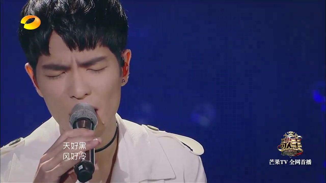 萧敬腾-爱不爱我【我是歌手】