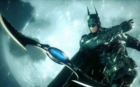 【法庭】蝙蝠侠阿卡姆骑士二周目最高难度无伤攻略02:新战斗装甲!