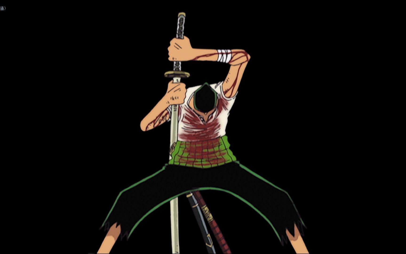 【海贼王·索隆】索隆战斗混剪,天下万物皆可斩断