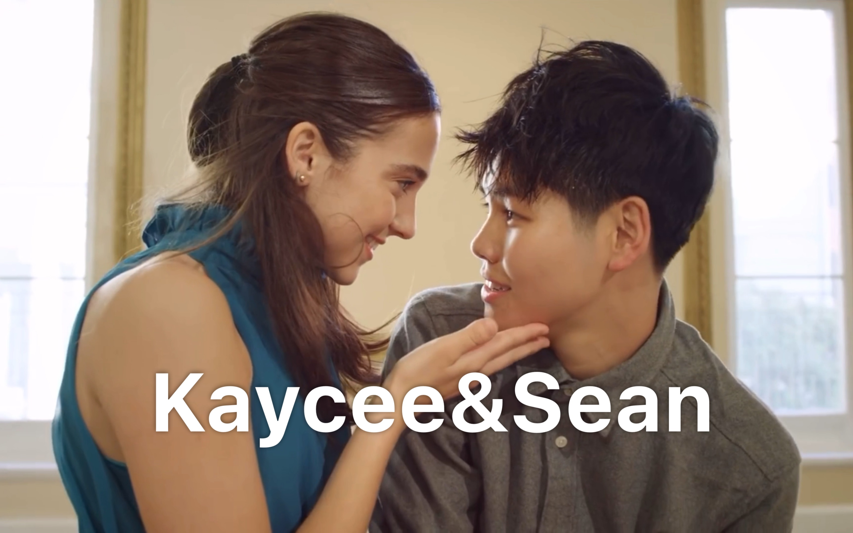 #Kaycee&Sean#  let you love me超甜双人舞!!!