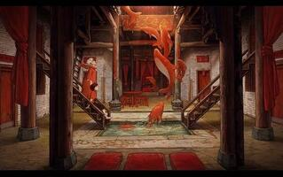 大鱼海棠古筝印象曲谱图片
