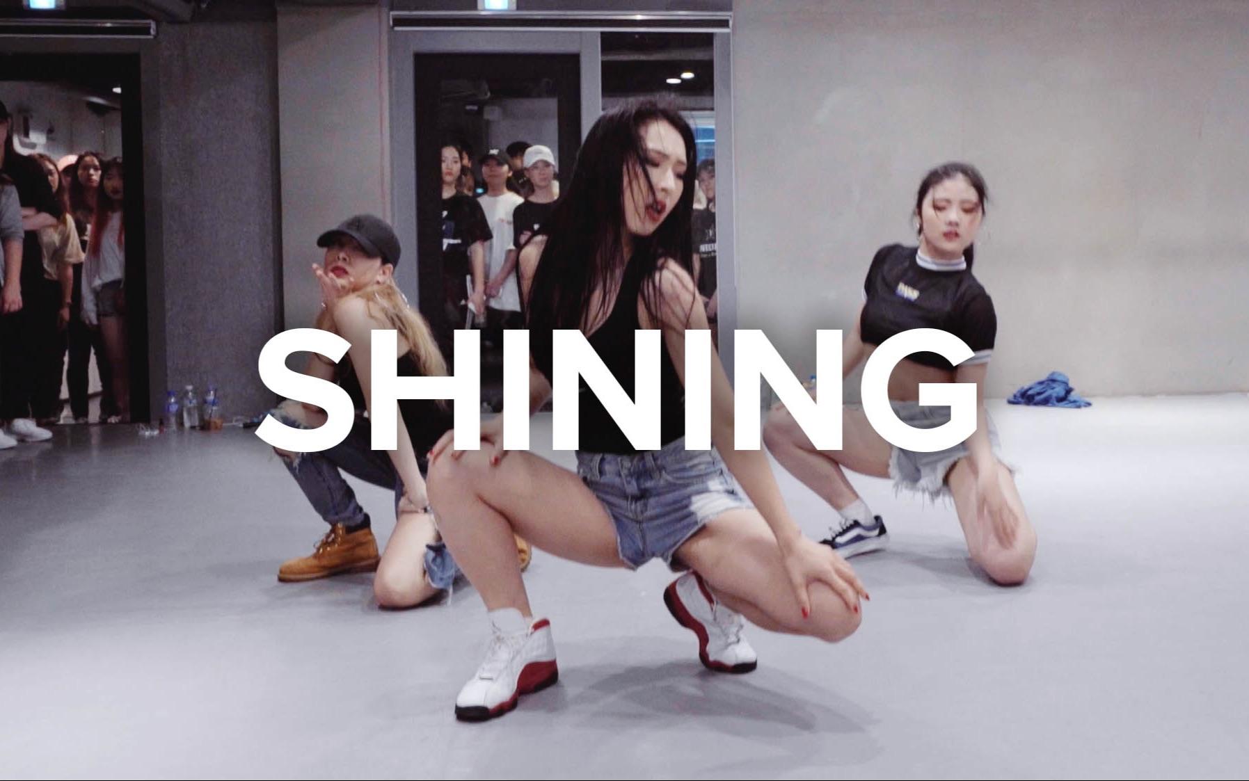 【1M】 Mina Myoung编舞Shining