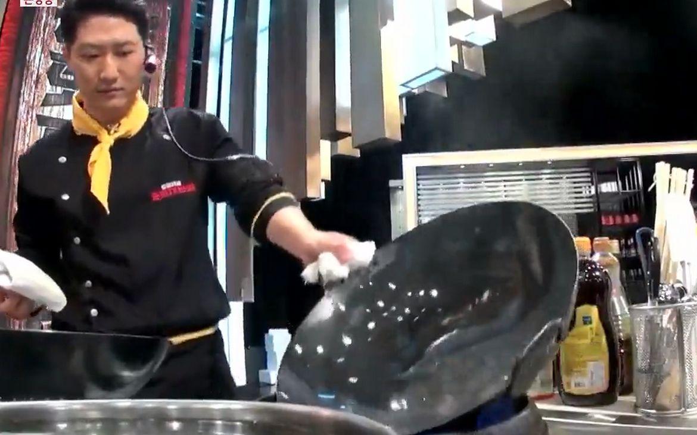 韩星很疑惑中国炒锅不好做蛋皮,为什么还要用它