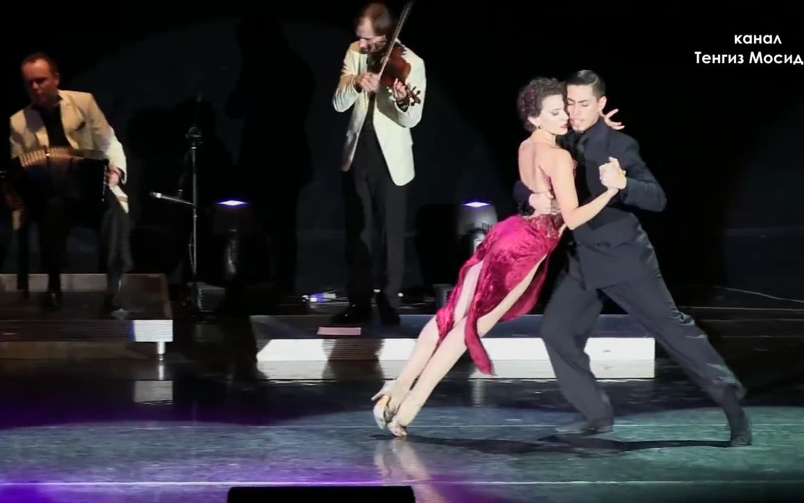 Tango探戈 | 白到发光的探戈小姐姐又来了! Tango La