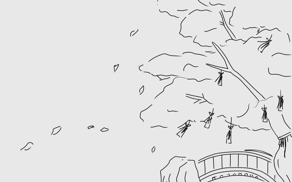 清明樱花祭简谱_【博晴】【手书片段】清明樱花祭