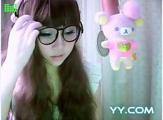 yy视频主播熊孩子 这么可爱才不是男孩子呢!图片