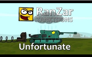 【1080P】Tanktoon- Unfortunate. RanZar